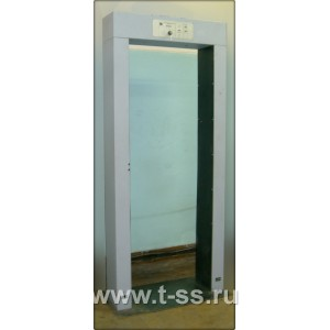Монитор пешеходный портальный для обнаружения ядерных материалов КРП-02РК, КРП-02РК1, КРП-02РК1