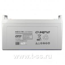 Энергия АКБ 12-100