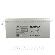 Энергия АКБ 12-200