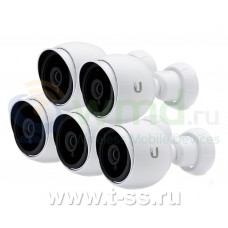 Ubiquiti UniFi Video Camera G3 AF (5-pack)