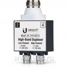 Ubiquiti airFiber 11FX High-Band Duplexer