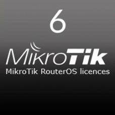 MikroTik RouterOS Controller Level 6