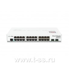 MikroTik CRS226-24G-2S+IN