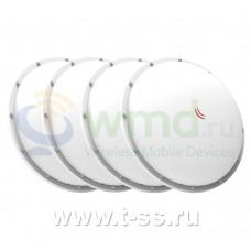 MikroTik Radome Cover Kit (4-pack)