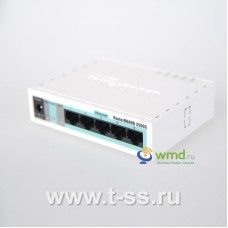 MikroTik RB250GS