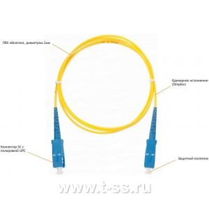 Nikomax SM 9/125 SC/UPC - SC/UPC 10 м